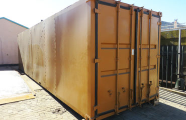 Tseba Tanks - Special Project Containment Chamber