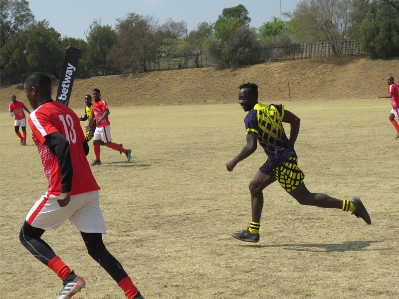 Tseba Sports Day - Football